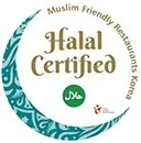 halal certified in halal food korea