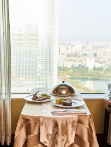 Lotte Hotel World Room Service