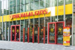 The Halal Guys Gangnam